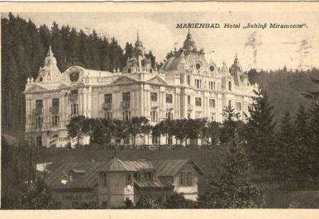 Mariánské Lázně - Hotel Miramote