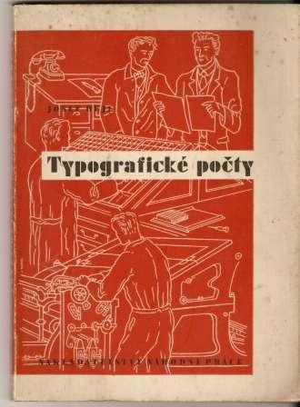 Typografické počty - J. Hejl