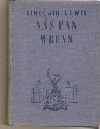 Náš pan Wrenn - S. Lewis