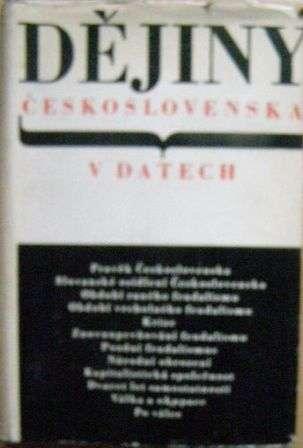 Dějiny Československa v datech