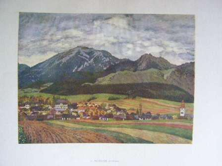Mošovce - Slovensko