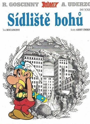 Asterix - Sídliště bohů - Goscinny, Uderzo