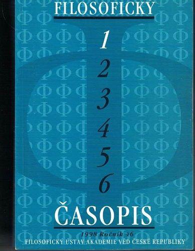 Filosofický časopis 1, 2, 3, 4 a 5/1998