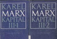Kapitál III (1 a 2) - Karel Marx