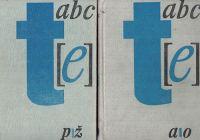 Malá technická encyklopedie A - Z