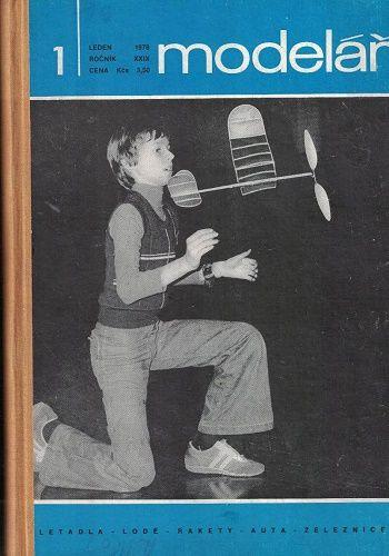 Modelář 1978 - svázáno
