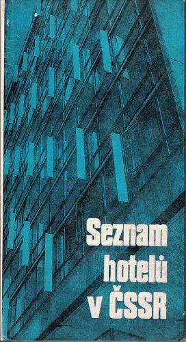 Seznam hotelů v ČSSR