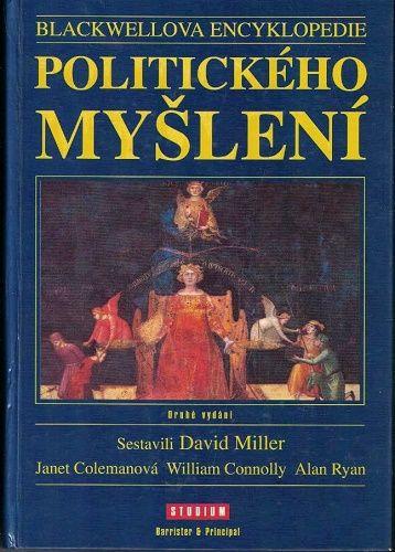 Blackwellova encyklopedie politického myšlení - D. Miller