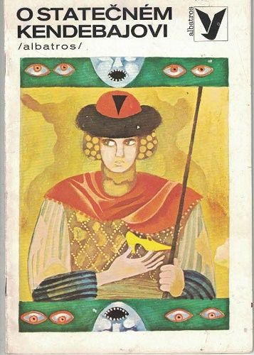 Korálky sv. 152 - O statečném Kendebajovi