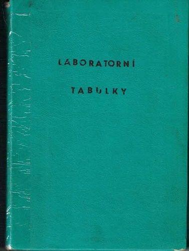 Laboratorní tabulky - K. Andrlík