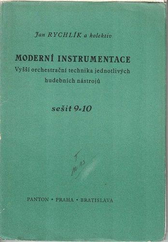 Moderní instrumentace 7, 8, 9 a 10 - Jan Rychlík a kol.