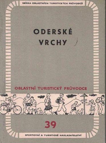 Oderské vrchy - B. Bušek a kol.