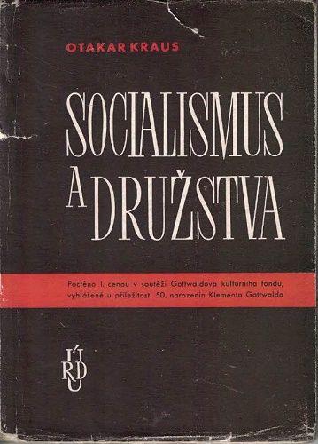 Socialismus a družstva - O. Kraus