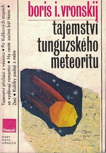 Tajemství tunguzského meteoritu - B. Vronskij