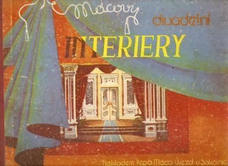 Mácovy divadelní příručky - Interiéry