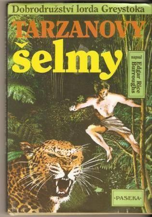 Tarzanovy šelmy - E. R. Burroughs