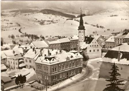 Staré Město pod Sněžníkem