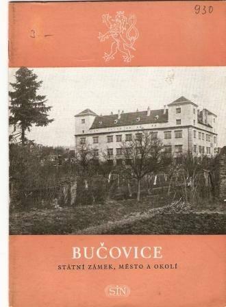 Bučovice - zámek, město a okolí