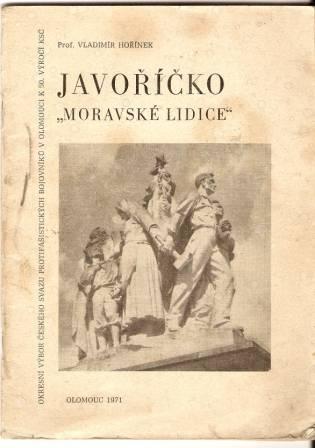 Javoříčko - moravské Lidice