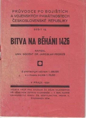 Bitva na Běhání 1426 - J. Prokeš