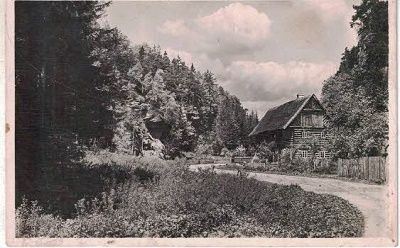 Dubá (Česká Lípa) - Pablowitzer Grund - Daubaer Bergland