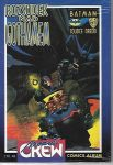 Modrá Crew - Batman, Soudce Dredd - Rozsudek nad Gothamem