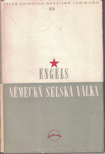 Německá selská válka - B. Engels