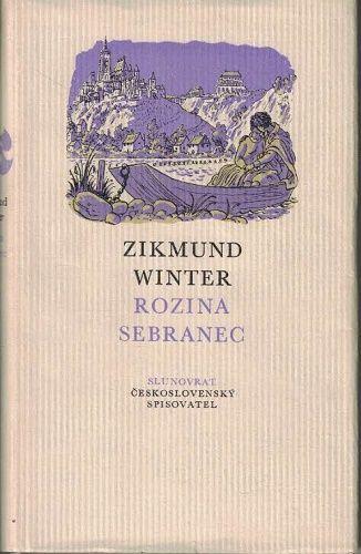 Rozina sebranec - Zikmund Winter