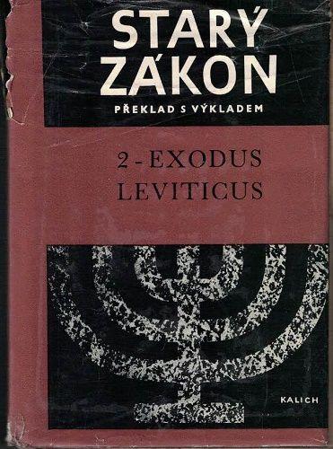 Starý zákon 2 - Exodus, Leviticus