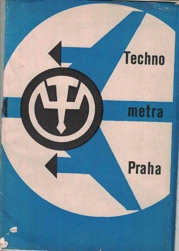 Technometra Praha - katalog