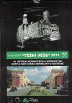 Těžní věže 2015 Ostrava - kalendář