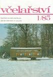 Včelařství 1985 - 12 čísel