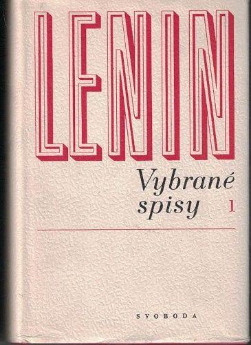 Vybrané spisy 1 - 5 - V. I. Lenin