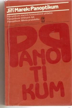 Panoptikum Města pražského atd. - J. Marek