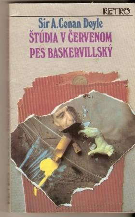 Štúdia v červenom, Pes baskervillský - A. C. Doyle
