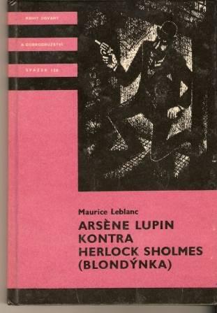Arséne Lupin kontra Herlock Sholmes (Blondýnka) - M. Leblanc