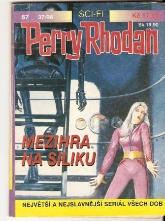 Perry Rhodan č. 67 - Mezihra na Siliku