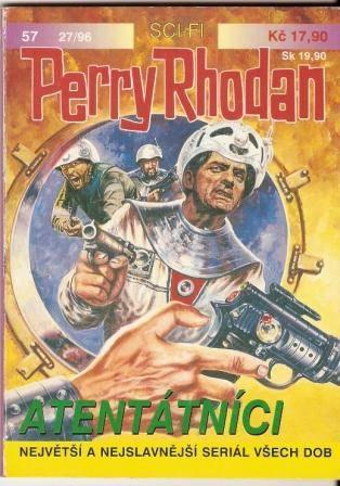 Perry Rhodan č. 57 - Atentátníci
