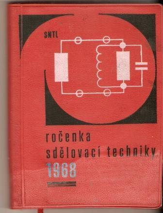 Ročenka sdělovací techniky 1968