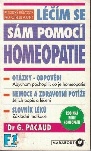Léčím se sám pomocí homeopatie - G. Pacaud