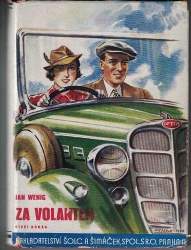 Za volantem - Jan Wenig