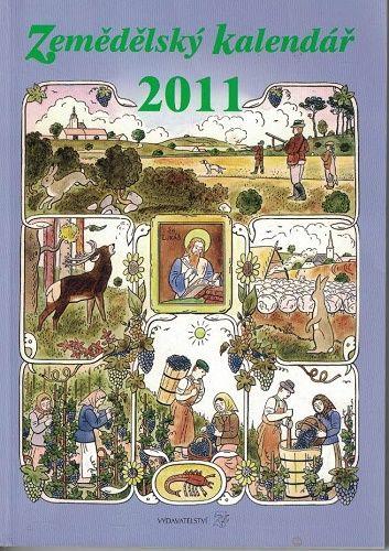 Zemědělský kalendář 2011