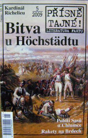 Přísně tajné 5/2009 - Pobití Sasů u Chlumce, Kardinál Richelieu atd.