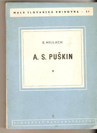 A. S. Puškin