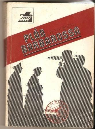 Plán Barbarossa - L. Bezymenskij