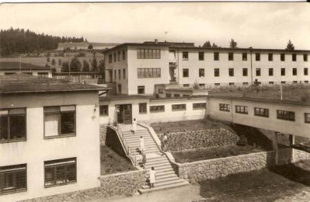Sněžné na Moravě - sanatorium