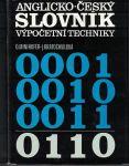 Anglicko-český slovník výpočetní techniky - Minihofer