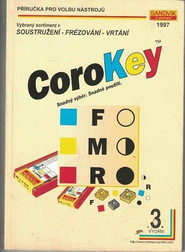 CoroKey - příručka pro volbu nástrojů