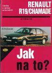 Jak na to ? - Renault R19 Chamade - údržba a opravy