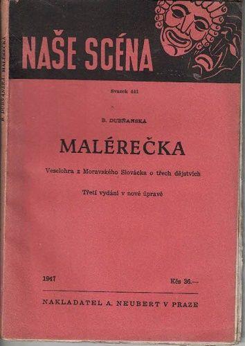 Malérečka - B. Dubňanská